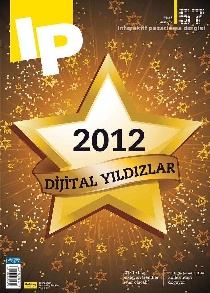 IP Dergisi, Aralık sayısı yayında! Hemen okumak için tıkla: http://www.dijimecmua.com/marketing-turkiye-ekler/     IP Dergisi:   1 ay boyunca tüm sayıların dijital üyeliği 5 lira,   3 ay boyunca tüm sayıların dijital üyeliği 12 lira,   6 ay boyunca tüm sayıların dijital üyeliği 18 lira,   12 ay boyunca tüm sayıların dijital üyeliği 30 lira.     Üye olmak için tıkla: http://www.dijimecmua.com/index.php?c=m