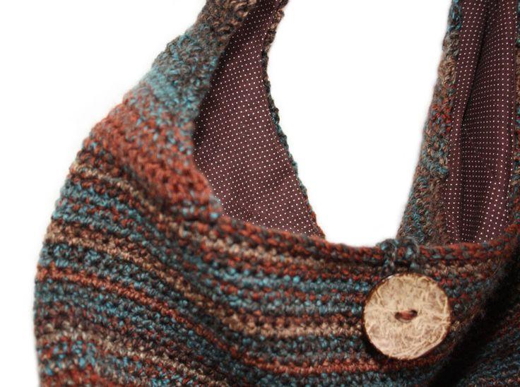 Bucket Bag Crochet Pattern : ... mano all uncinetto crochet handbags 12 3 carmen huambachano crochet