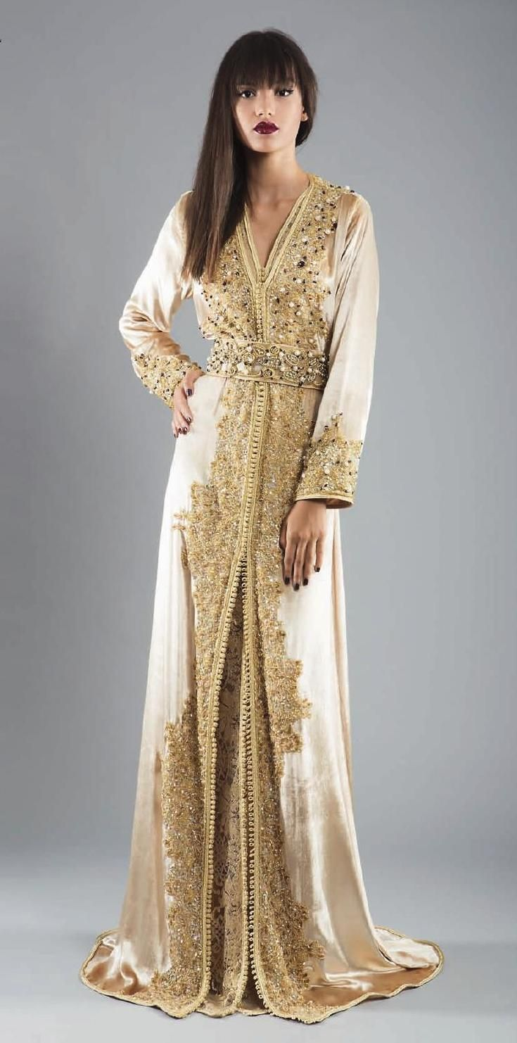 2134 best images about moroccan caftan on pinterest
