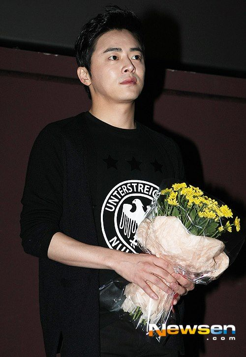 Jo Jung Seok 조정석 -- The Face Reader event