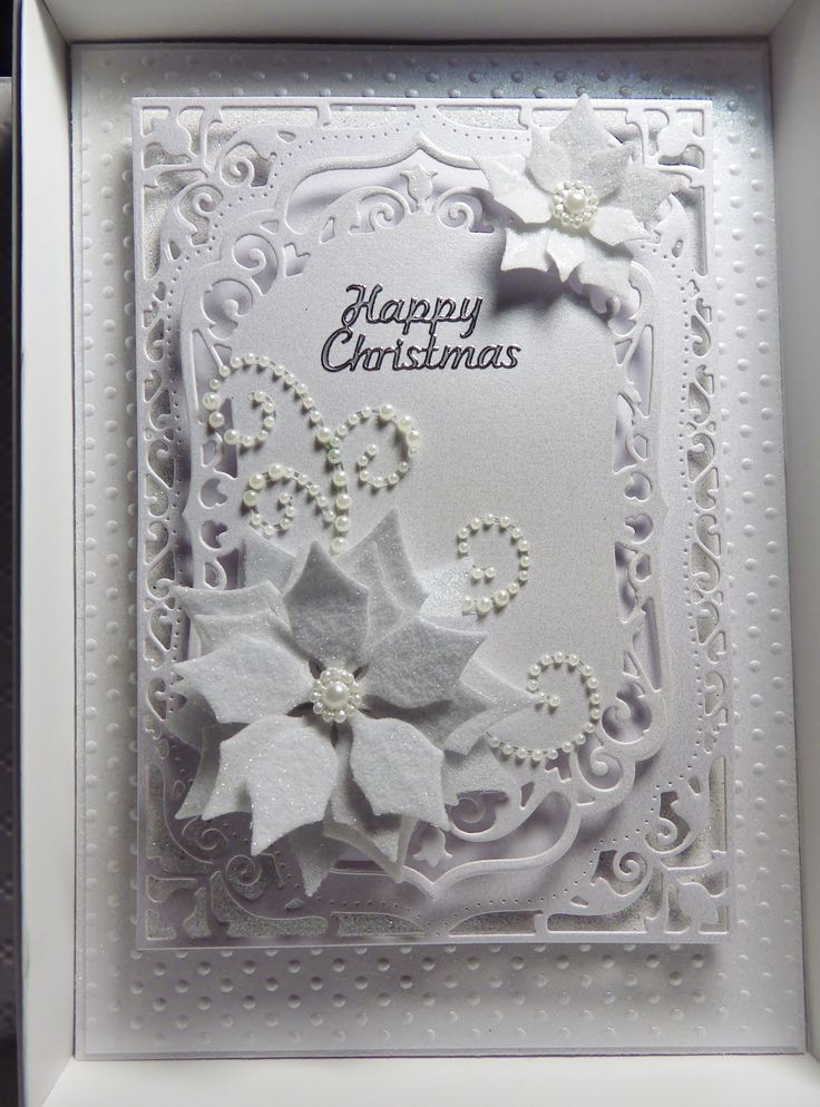 spellbinders christmas card
