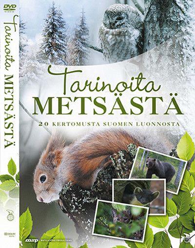 Materiaaleja metsäneläimistä