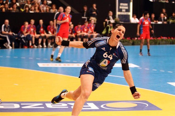 Handball JO : France – Monténégro (f)