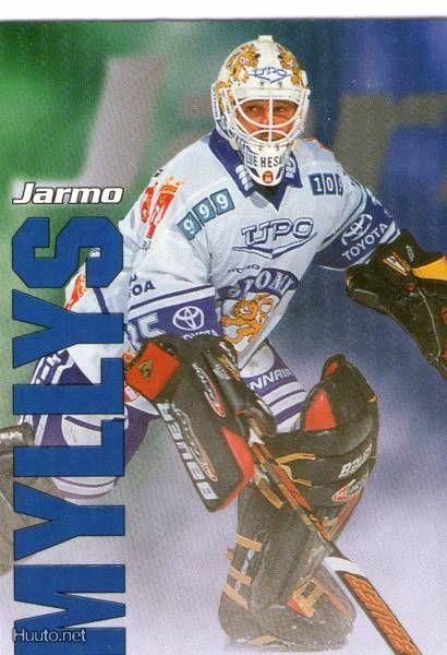 Jarmo Myllys, MM95 jne... Ei varmaan tarvi paljon enempää sanoa? Legendaarista.