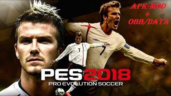 PES 2018 APK Mod - Pro Evolution Soccer 18 Android Download