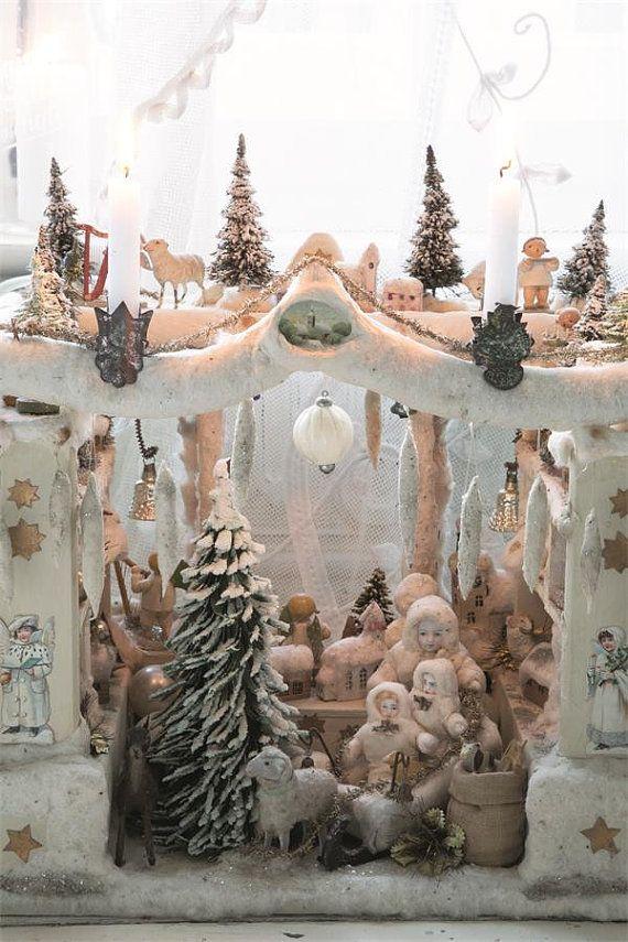 Jeanne dArc Living Magazine, December 2016 - 12de kwestie, vreedzame kerst - PRE ORDER, gepland voor release het 1e Weekend van December.  Degenen onder u die houden van de Frans-Scandinavische of romantisch Prairie stijl, versieren, dan dit flinke magazine voor jou is. Jeanne d Arc Living magazine is een feest voor decorateurs, hobbyisten, bloggers en huiskoks. Een definitieve boek voor eenvoudige, primitieve en home-stijl.  Mooie paginas ongelooflijke huizen, heerlijke recepten en…