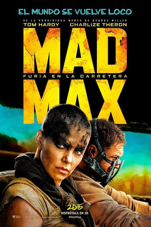 Watch Mad Max: Fury Road 2015 Full Movie Online Free