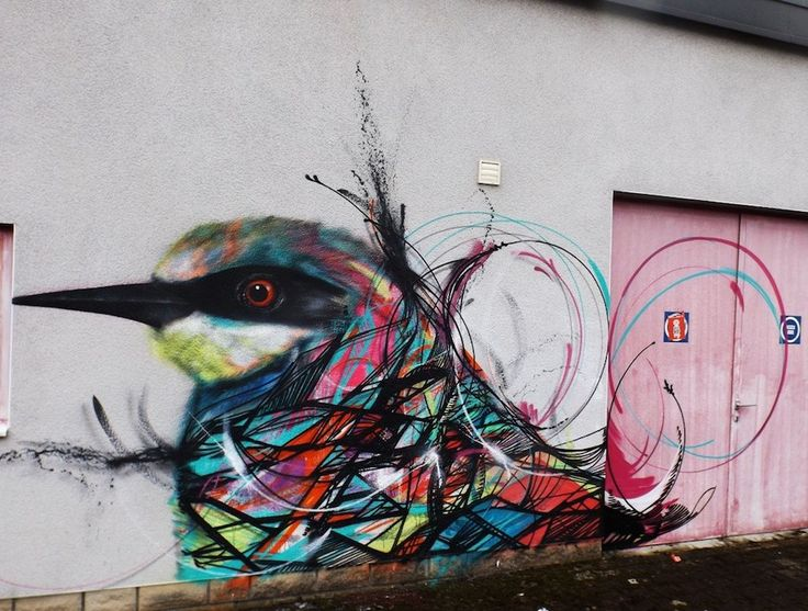 Street Art by L7m in Luxembourg, Belgium 645