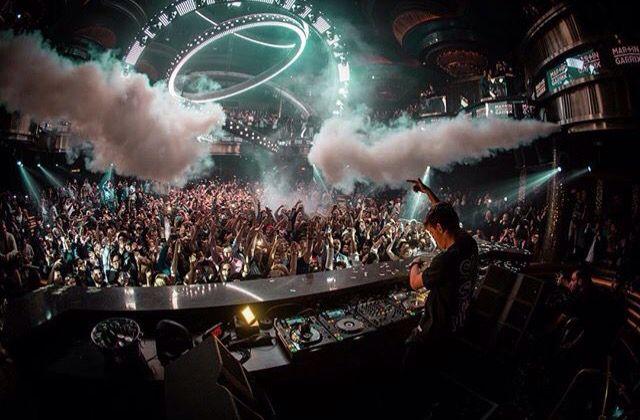 Martin Garrix, Omnia Nightclub, Las Vegas