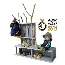 kindergarderobe sitzbank haloring. Black Bedroom Furniture Sets. Home Design Ideas