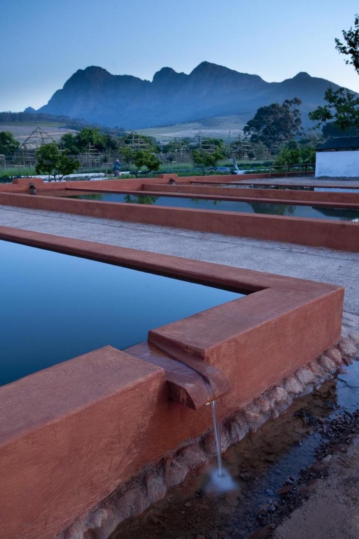 Babylonstoren, Western Cape, South Africa