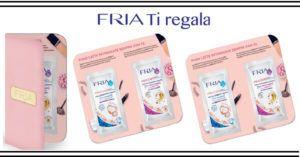 Omaggi e #Sconti: #Ricevi la pochette FRIA e salviette struccanti in omaggio (link: http://ift.tt/2lGfBUM )