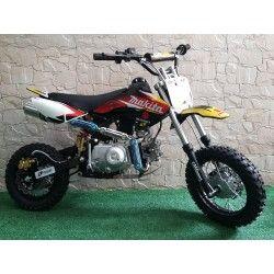 PIT BIKE 110CC 4 TEMPI AUTOMATICA - STYLE CRF50 CROSS minicross dirt