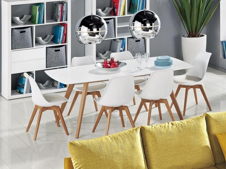 Tenzo BESS dining table » InnoShop  