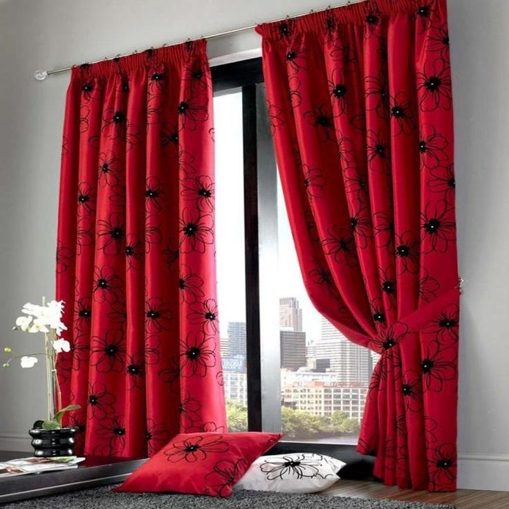 Pics Of Bedroom Decorating Ideas Curtains For Boy Bedroom Frozen Bedroom Accessories Black Vintage Bedroom Furniture: Best 20+ Red Curtains Ideas On Pinterest