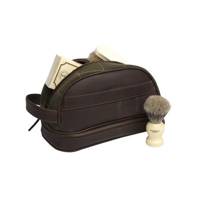 Berwick Tweed Washbag