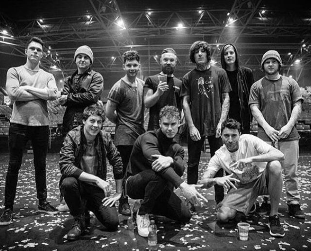 Don Broco, Bring Me The Horizon by Marcus Maschwitz