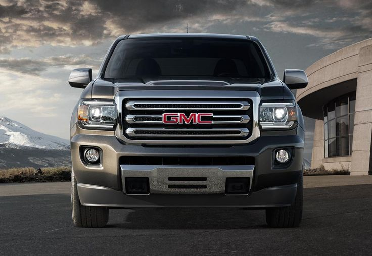 The 2015 Canyon redefines the midsize and small pickup truck
