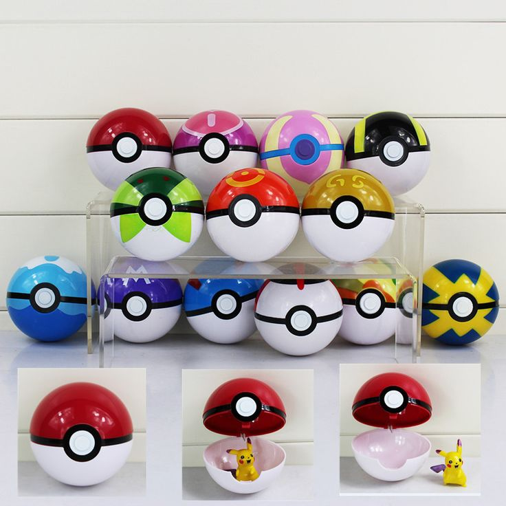 13 Colors Pokeball Trainer Pokeball With Mini Figure Doll 7cm Opening and Closing Poke Ball Present For Kids #>=#>=#>=#>=#> Click on the pin to check out discount price, color, size, shipping, etc. Save and like it!
