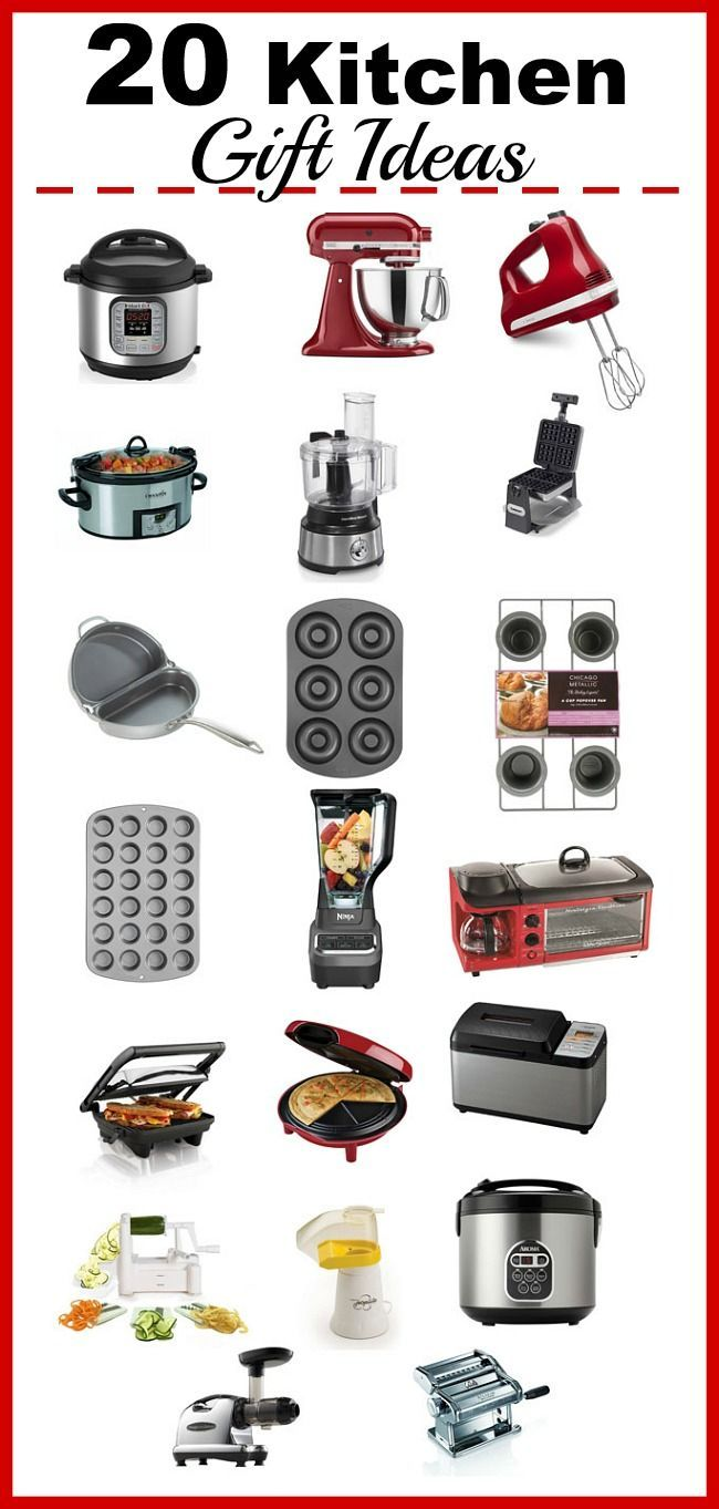 20 Kitchen Gift Ideas Gift Guide For Busy Home Cooks Kitchen Gift Gifts Gifts For Women