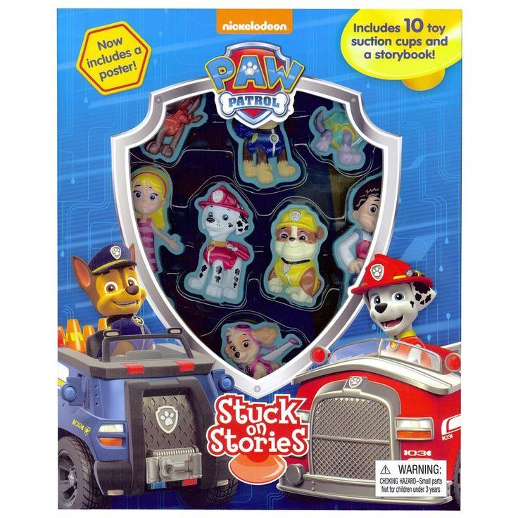 Paw Patrol Stuck on Stories Play Set-Toy Universe