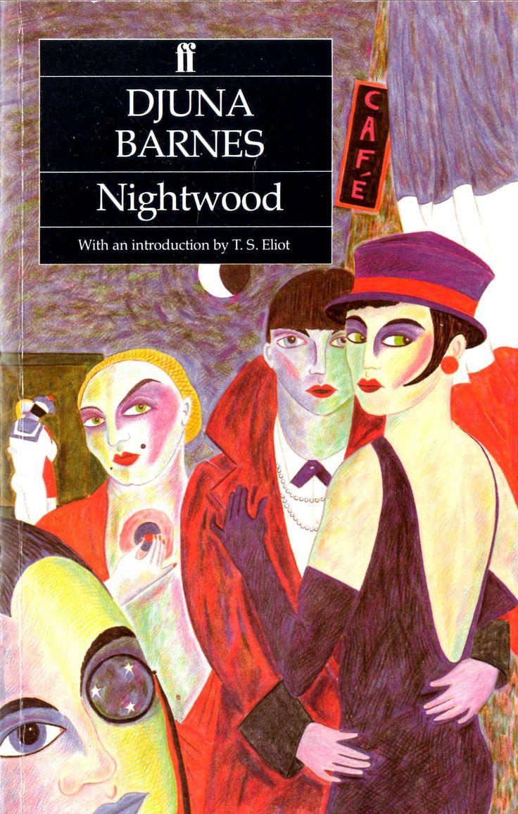 Djuna Barnes Nightwood Book It Pinterest