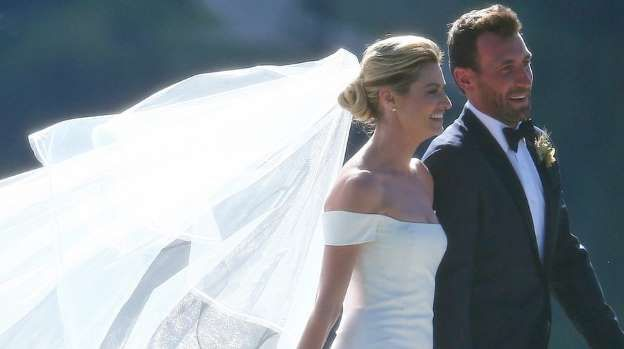 AdChoices Erin Andrews and Jarret Stoll's Wedding
