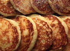 Lemon Ricotta Pancakes. I need to make these.