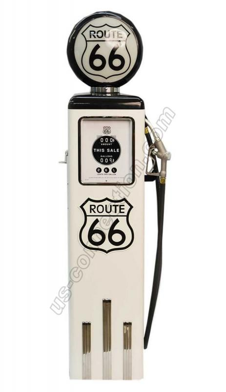 25 best ideas about route 66 decor on pinterest route 66 route 67 and bat - Pompe a essence deco ...