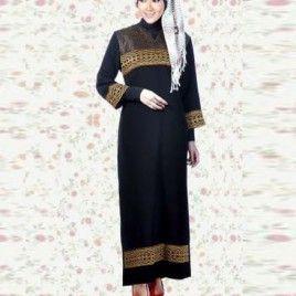 Pakaian Gamis Kode ALX 012