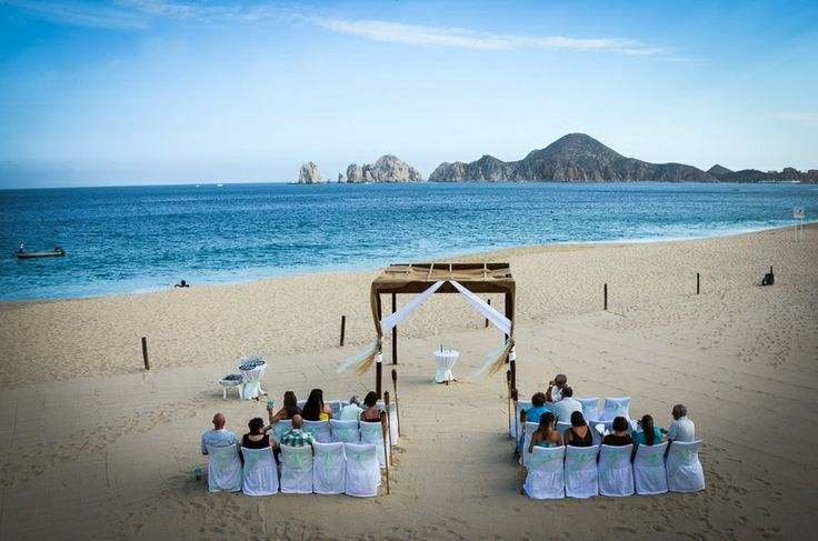 Riu Santa Fe,Los Cabos sunset beach wedding, one of our clients favorite destinations