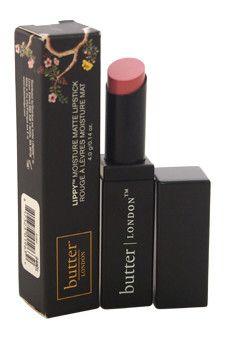 moisture matte lipstick - toff by butter london 0.14 oz