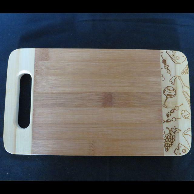 Kitchen : Small Bamboo Cheese Board