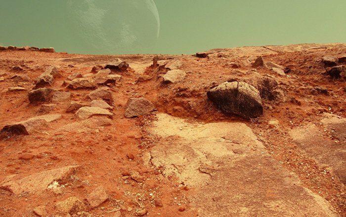 El paisaje rocoso de la Tierra y el del Planeta Rojo son parecidos, afirman varios científicos de la NASA.