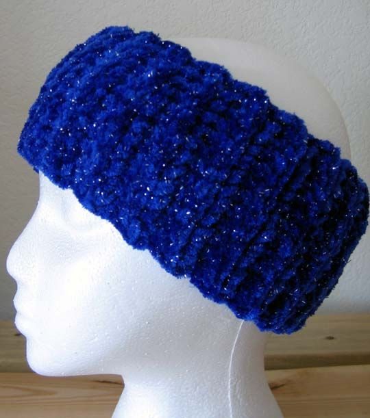 Knit Headband Pattern Circular Needles : 17 Best images about Knit HEADBANDS on Pinterest ...