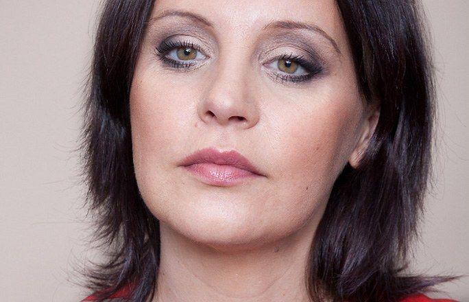 - Makijaż dojrzałej kobiety