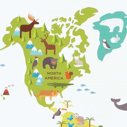 NEW - World Map