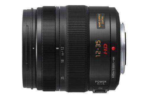 Panasonic Lumix X Objectif 12-35 mm F2.8 avec Power O.I.S: Amazon.fr: Photo & Caméscopes