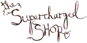 The Supercharged Shop logo