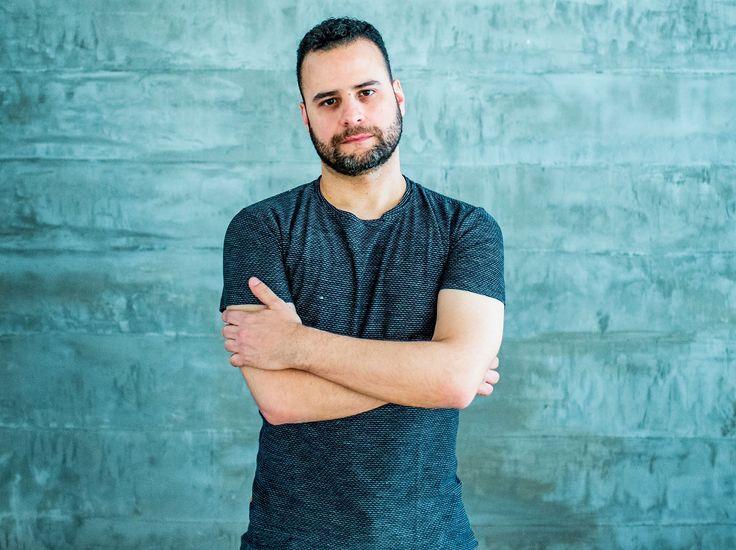 Cantor Paulo Carvalho começa a gravar seu terceiro álbum