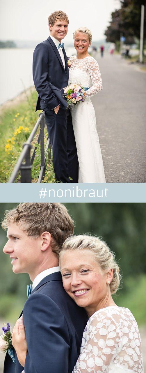Spitzentop zum schlichten Brautkleid und Standesamtkleid, für eine moderne Hochzeit.