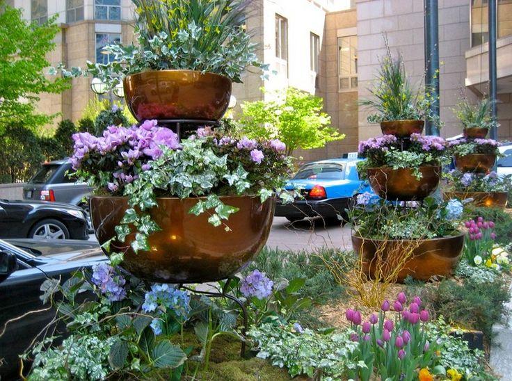 for Flower garden designs for full sun