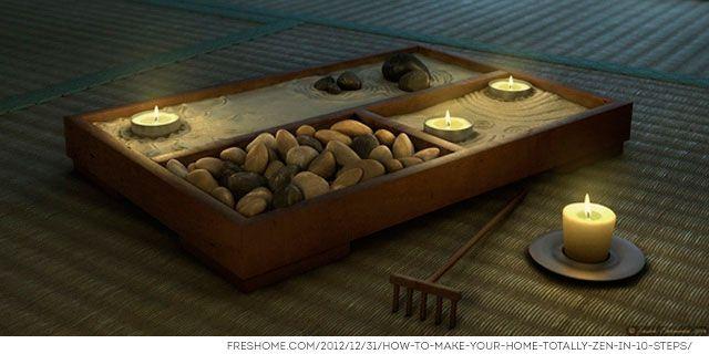 Zen: armonía y equilibrio