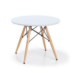 Round Table - White