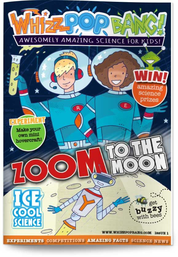 Whizz Pop Bang - childrens science magazine subscription