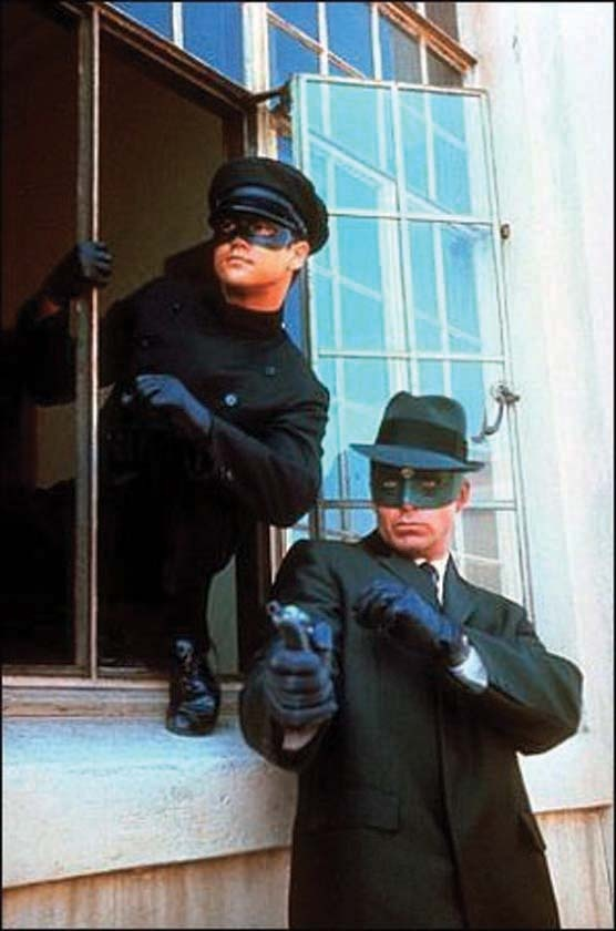 The Green Hornet & Kato