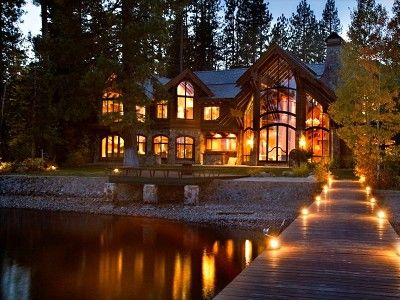 Bon Lake Tahoe Vacation Rental..spend A Week Here Just To See If I Might