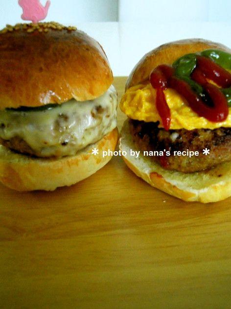 HBで簡単!!ハンバーガー用バンズ by nanaレシピ [クックパッド] 簡単おいしいみんなのレシピが230万品