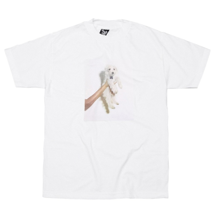 The Quiet Life - Harvey T-Shirt White