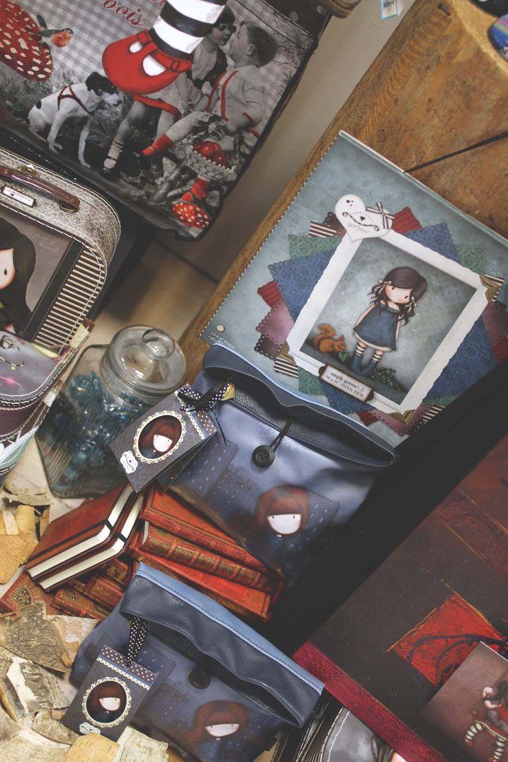 Vitrine Gorjuss | Loisirs créatifs, scrapbooking, décoration, obernai, strasbourg, alsace